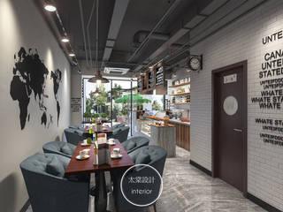 太棠設計 Scandinavian style gastronomy White