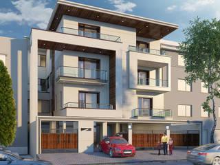 Modern houses by designasm Studio Modern