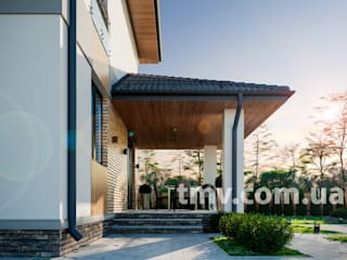 Проект уютного двухэтажного дома TMV 72 от TMV Architecture company