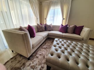 DDL Design & Decor Lab (Pty) Ltd Living room