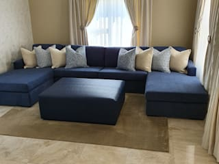 DDL Design & Decor Lab (Pty) Ltd Modern living room