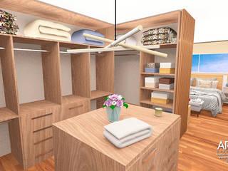 Moderne Ankleidezimmer von ARDIN INTERIORISMO Modern