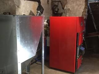 Centrale termica con generatore di calore a biomassa di Patrizio dr. De Simoni