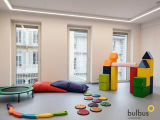 Centro Paideia di BULBUS LIGHTING STUDIO Moderno