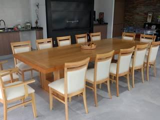 muebles. Comedores minimalistas de Oliver muebles Minimalista