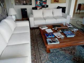 muebles. Salones minimalistas de Oliver muebles Minimalista
