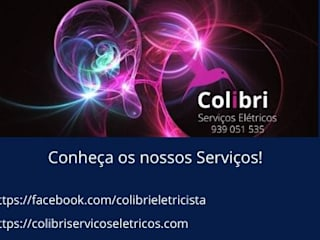 Colibri Serviços Elétricos Bitişik ev Bakır/Bronz/Pirinç Metalik/Gümüş