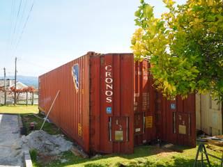 Casa Rio de Moinhos por Korkhouse Moderno
