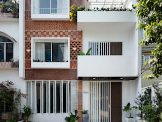 Tropical style houses by AD+ Tropical