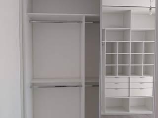 Arquicomponentes Modern dressing room