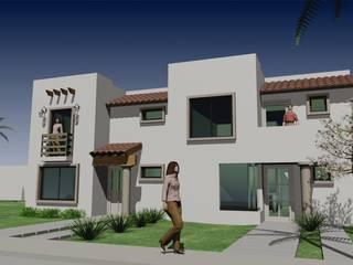Proyecto arquitectonico de Arquitectura Especializada Nueva Vizcaya Moderno