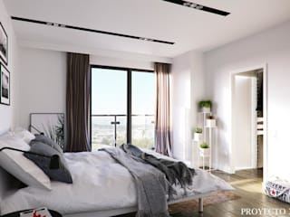 modern  by Proyecto 3D Valencia Renders Animaciones 3D Infografias Online, Modern