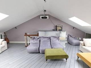 Проект №5 Спальня в азиатском стиле от ООО 'Топ-ремонт' Азиатский