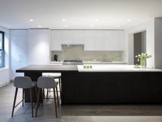 Проект №10 Кухня в азиатском стиле от ООО '100личный ремонтник' Азиатский