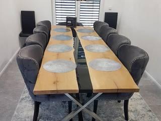 Epoxy Classic Table: колоніальний  вiд Radem concept, Колоніальний