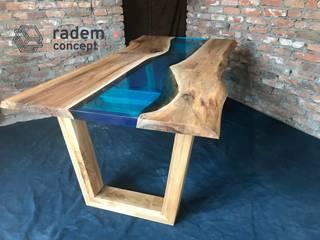 Depth of the ocean: сучасний  вiд Radem concept, Сучасний