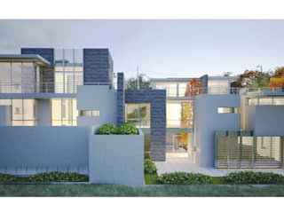 Villa Samer Issa من FreeLancer حداثي