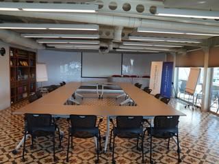 Zemberek Tasarım Modern Çalışma Odası Fales Akustik Çözümler Modern