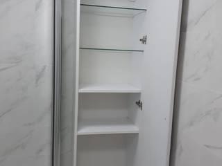 büroM Dizayn&Mühendislik (Modül İnşaat San.Tic.Ltd.Şti)が手掛けた現代の, モダン