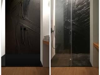 Progetto via XX Settembre Bagno moderno di The Apartment Moderno