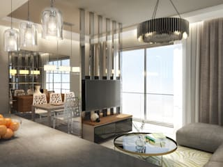 Kuca İnterior Design & Art Modern living room