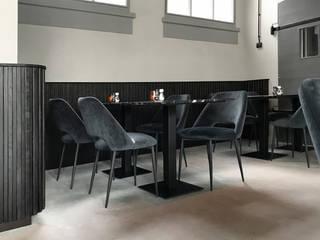 restaurant proefverlof Eclectische gastronomie van iconic design Eclectisch Koper / Brons / Messing