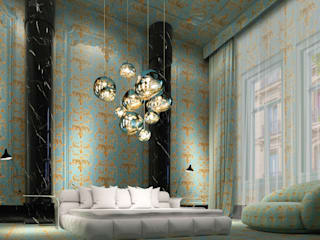 iconic design Hotels Marble Turquoise