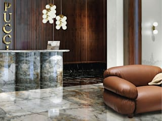 iconic design Hotels Marble Brown