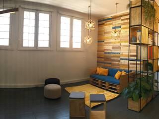 Sala Gen-E PUCV de Vetas · Diseño Mobiliario Moderno