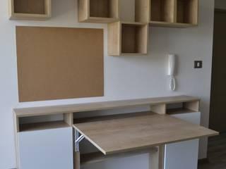Oficinas Build-Ing de Vetas · Diseño Mobiliario Minimalista