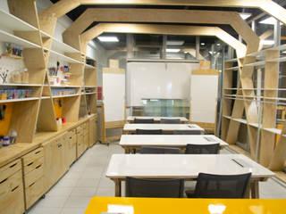 Makerspace Valparaiso de Vetas · Diseño Mobiliario Moderno
