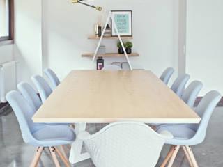 Home Office Escritórios modernos por 411 - Design e Arquitectura de Interiores Moderno
