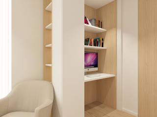 Suite & Home Office Escritórios modernos por 411 - Design e Arquitectura de Interiores Moderno