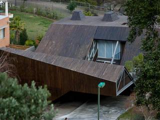 Casadetodos Casas estilo moderno: ideas, arquitectura e imágenes de Verónica Arcos Arquitectos Moderno