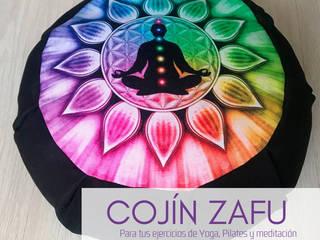 Personalizamos Cojines para Meditación y Yoga de Divina Diseños Decoración Asiático