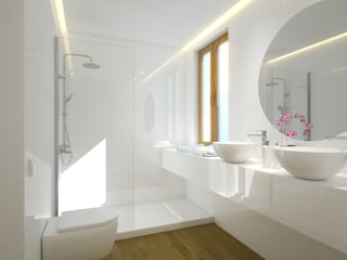 20960272G BathroomSinks Kuarsa White