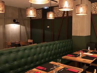Restaurante Belga Eddy Ribs&Beer Gastronomía de estilo ecléctico de MEDITERRANEAN FUSION S.L. Ecléctico