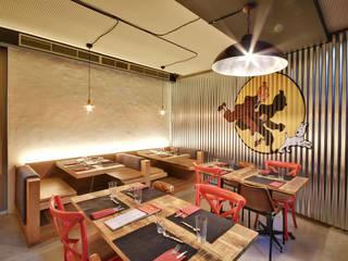 Restaurante de MEDITERRANEAN FUSION S.L. Ecléctico Metal