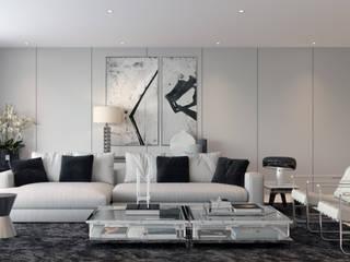 Alfonso Perez Ruang Keluarga Modern