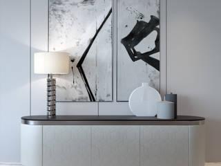 Alfonso Perez Dinding & Lantai Modern