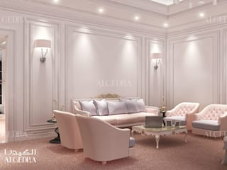 Algedra Interior Design ห้องนอน