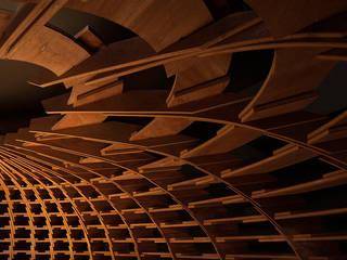 Espacio FA de Verónica Arcos Arquitectos Moderno