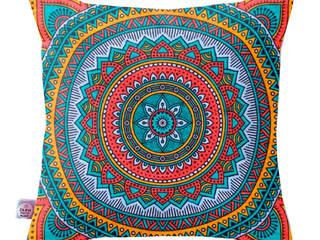 Cojines decorativos Mandalas impresión doble cara de Divina Diseños Decoración Moderno