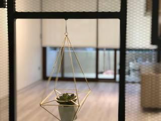 D p t o A Livings de estilo minimalista de Estudio veta diseño Minimalista