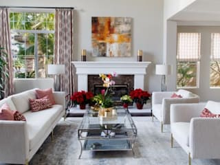 Huntington Beach New Home: eclectic  by DarDesign , Eclectic