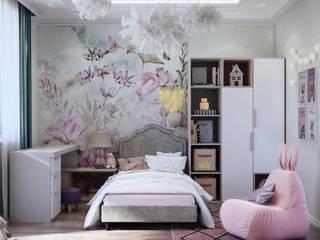 Детская комната - коллекция Wonderland от Студия Wall Street Классический