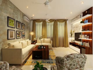 Classic style living room by Ideagully Products Innovations Private Limited Classic