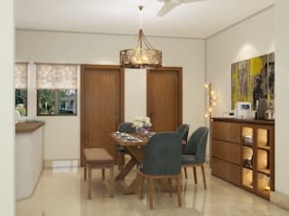Classic style dining room by Ideagully Products Innovations Private Limited Classic