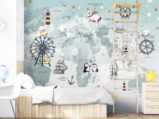 Детская комната - коллекция Funny Tour от Студия Wall Street Классический