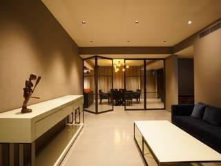 Anusha Technovision Pvt. Ltd. Koridor & Tangga Klasik